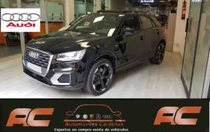 Audi Q2 BLACK LINE 35 TSI 150CV S-TRONIC NAVEGADOR GPS-LLANTA 19