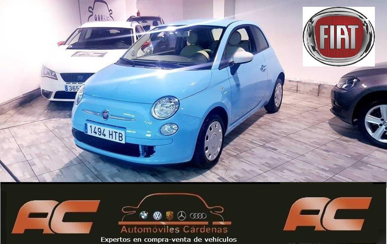 Fiat 500 1.2 69CV  COLOR THERAPY AIRE ACONCIONADO-D.ASISTIDA-ELEV ELEC  - Foto 1