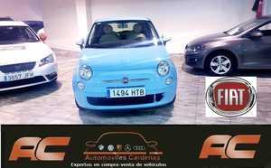 Fiat 500 1.2 69CV  COLOR THERAPY AIRE ACONCIONADO-D.ASISTIDA-ELEV ELEC  - Foto 2