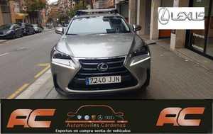 Lexus NX 2.5 300h Corporate 2WD Navibox  NANEGADOR GPS-CAMARA TRASERA-AUTOMATICO  - Foto 2