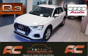 Audi Q3 35 TFSI 150CV S-TRONIC ADVANCED CAR PLAY-CLIMA-DOBLE PUERTO USB-PORTON ELECTRICO  - Foto 2