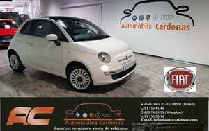 Fiat 500 1.2 LOUNGE TECHO PANORAMICO-USB-BLUEOOTH  - Foto 2