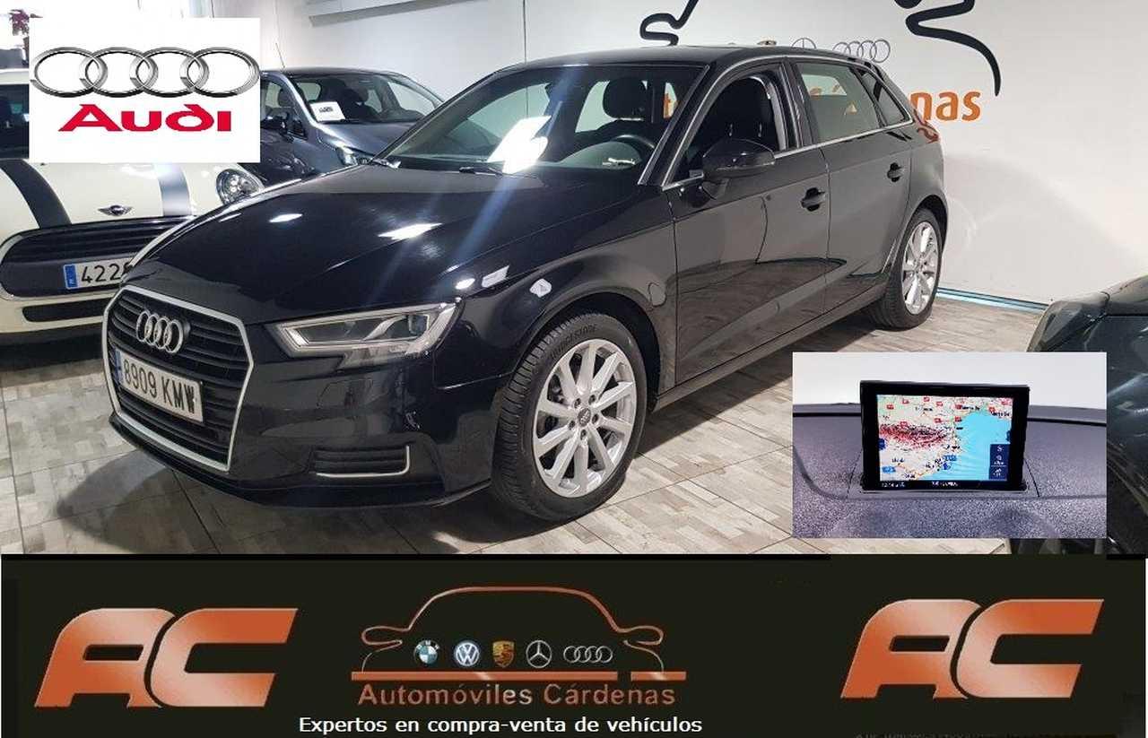 Audi A3 Sportback AUDI A3 1.5 TFSI 110kW CoD EVO S tron Sportback 5p NAVI-XENON+LETS  - Foto 1
