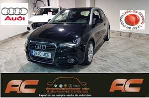 Audi A1 1.2 TFSI 85CV ATRACCION 3 PUERTAS FAROS XENON-SENSORES APARC TRASEROS-BLUETOOTH  - Foto 2