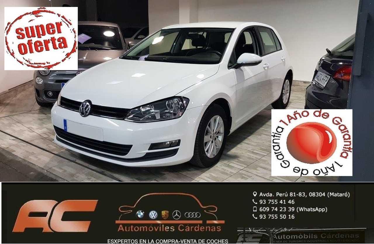 Volkswagen Golf 1.6 TDI 110CV BLUEMOTION BUSINESS PANTALLA TACTIL-USB-BLUETOOTH  - Foto 1