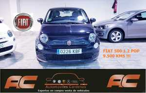 Fiat 500 1.2 269CV POP PANTALLA TACTIL-USB-BLUETOOTH  - Foto 3