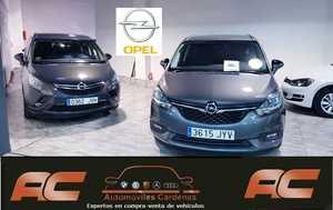 Opel Zafira 1.6 CDTI 134CV SELECTIVE NAVEGADOR GPS-SENSORES DEL Y TRASEROS  - Foto 2