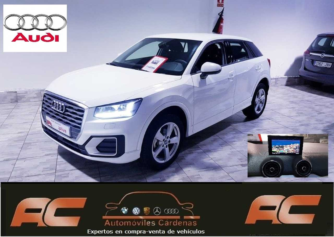 Audi Q2 30 TFSI 116CV SPORT NAVEGADOR-FAROS LETS DELANTERO Y TRASEROS  - Foto 1