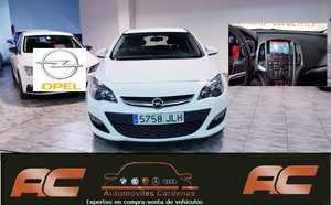 Opel Astra 1.6 CDTI 110CV SELECTIVE 2016 NAVEGADOR GPS-LLANTAS-BLUETOOH-USB  - Foto 2