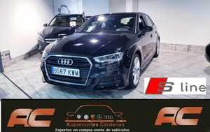 Audi A3 Sportback 35 TFSI BLACKLINE S-TRONIC S-LINE NAVEGADOR GPS-CAP PLAY-  - Foto 2