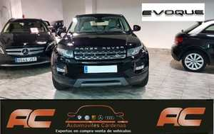 Land-Rover Range Rover Evoque 2.2 td4 4x4 AUTOMATICO PURE TECH TECHO-NAVI-CUERO BEIGE  - Foto 3