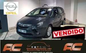 Opel Zafira 1.6 CDTI 110CV SELECTIVE 2017 7 PLAZAS - NAVEGDOR GPS-SENSORES APAR DEL Y TRAS  - Foto 2
