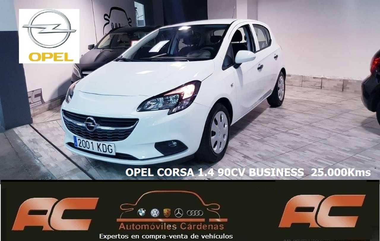 Opel Corsa 1.4 90CV BUSINESS  BLUETOOTH CONTROL VELOCIDAD  - Foto 1