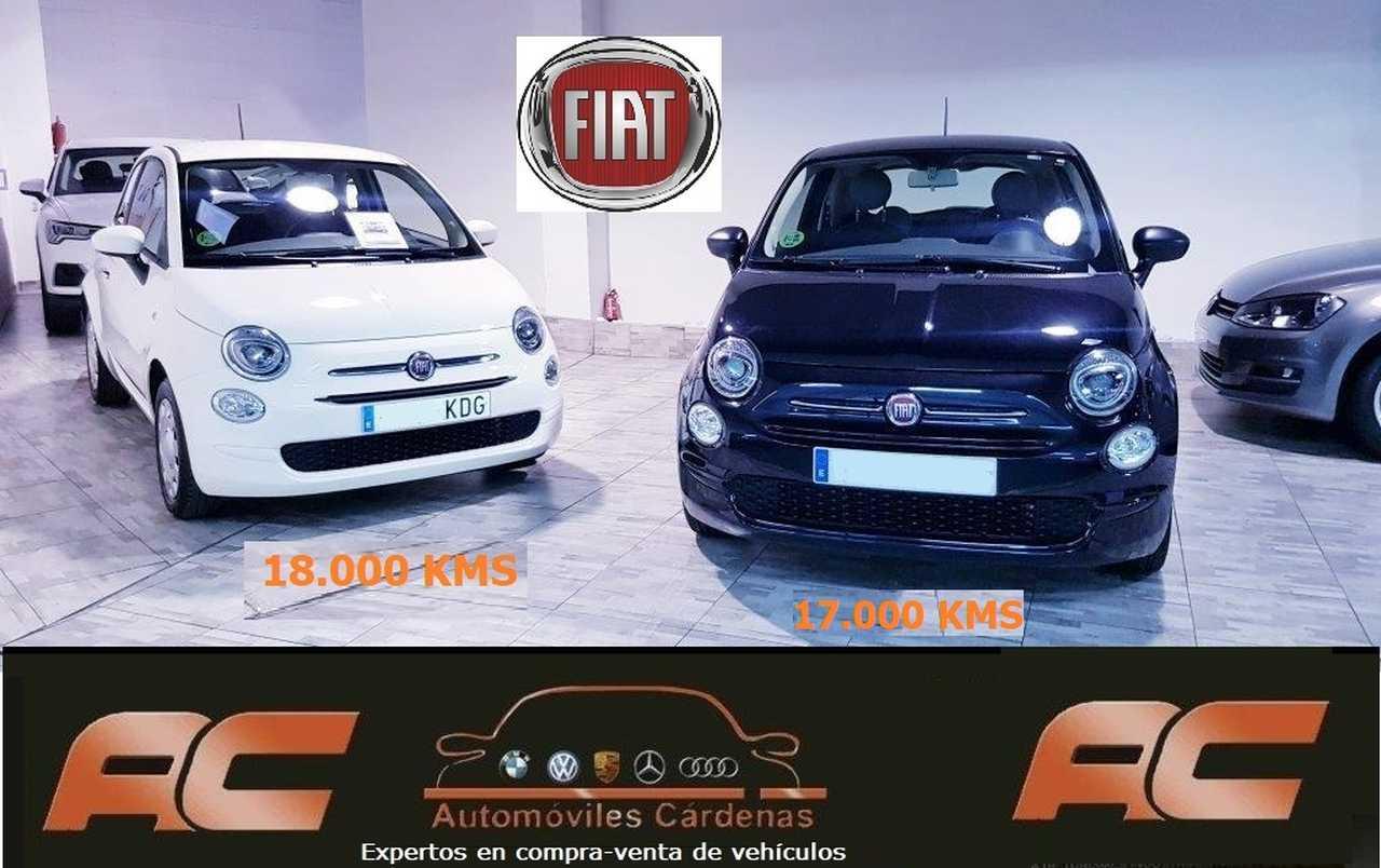 Fiat 500 1.2 POP  BLUETOOH-USB-PANTALLA TACIL  - Foto 1