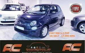 Fiat 500 1.2 POP  BLUETOOH-USB-PANTALLA TACIL  - Foto 2