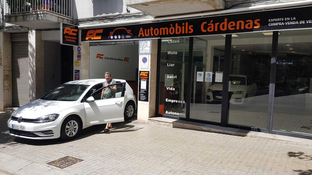 Volkswagen Golf 1.0 TSI 110CV BUSINESS  CAR PLAY NAVAGADOR-SENSORES APAR TRAS-USB-BLUETOOTH  - Foto 1