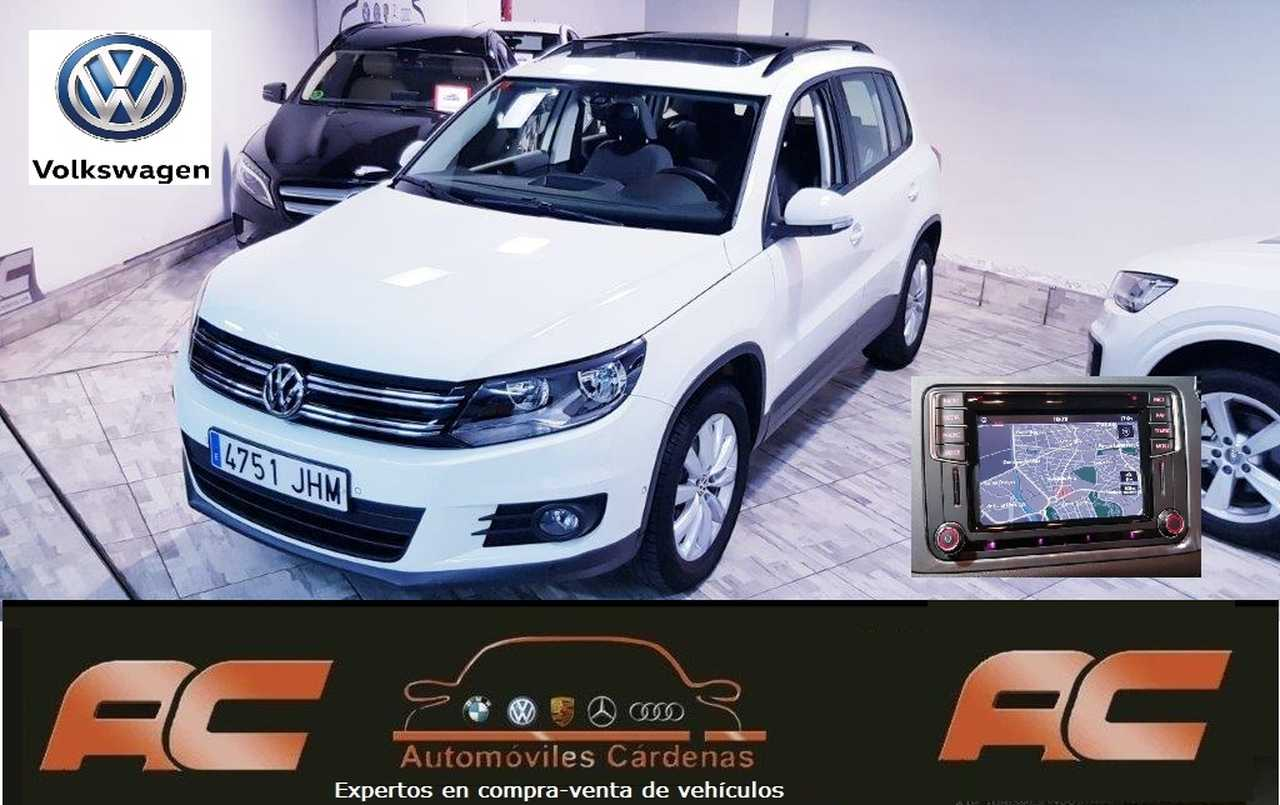 Volkswagen Tiguan 2.0 TDI 110CV BUSINESS NAVI TECHO PANORAMICO-NAVEGADOR GPS  - Foto 1