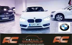 BMW Serie 1 116D ADVANTATGE FAROS LET-SENSORES TRASEROS APARC-BLUETOOTH  - Foto 2