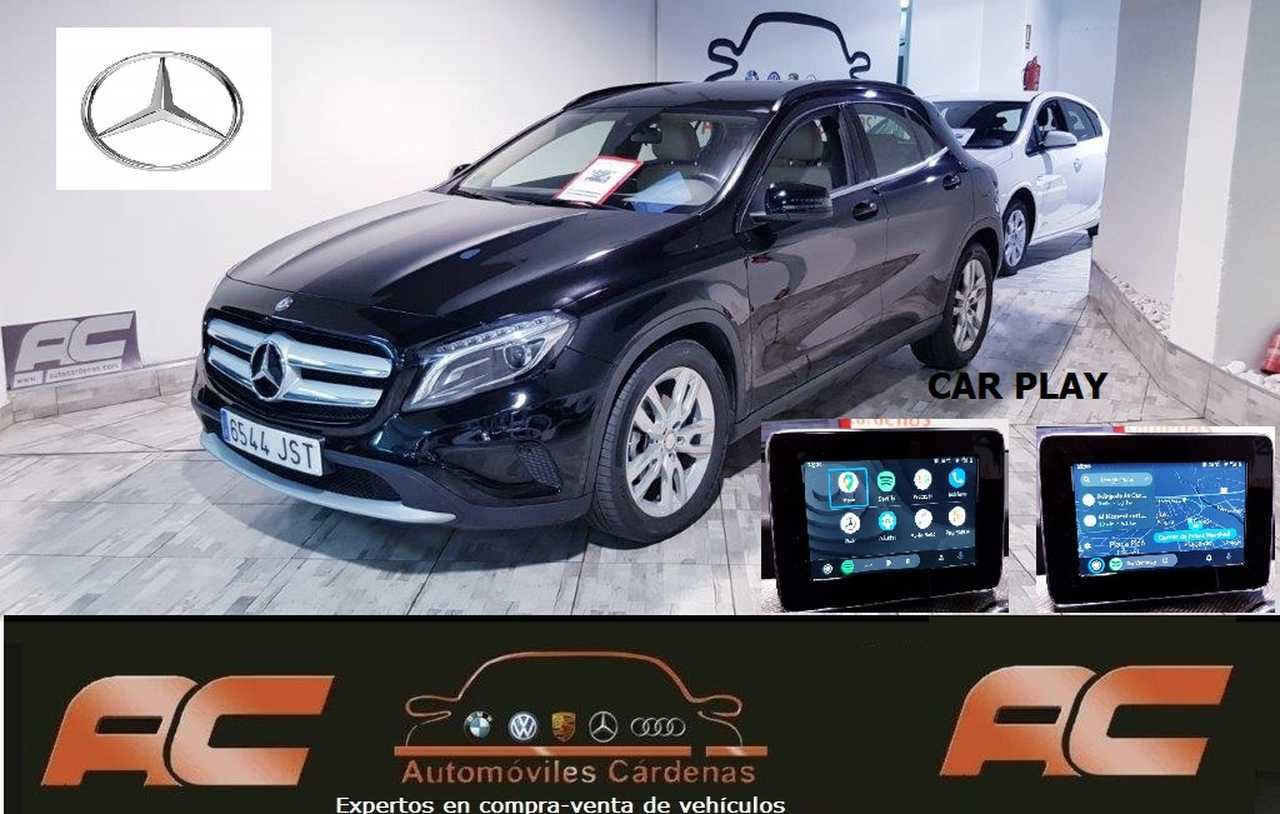 Mercedes GLA 200 CDI STYLE APPLE CAR PLAY NAVEGADOR GPS-CAP PLAY-  - Foto 1
