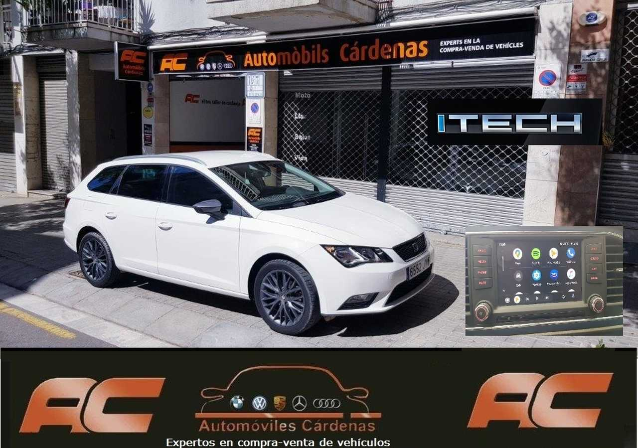 Seat Leon ST 1.2 TFSI 110CV STYLE CONNECT FULL LINK-CAMARA TRASERA  - Foto 1