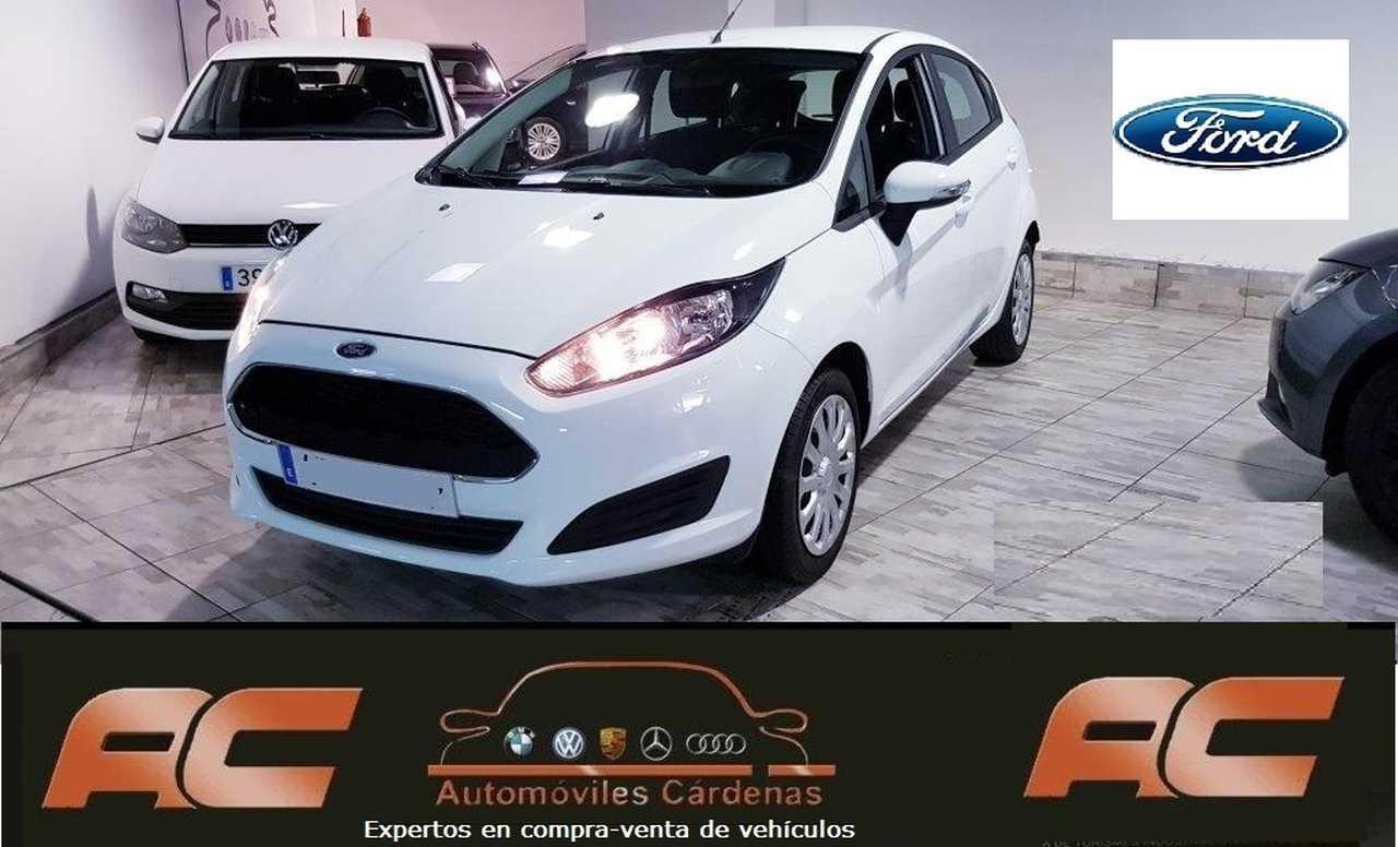 Ford Fiesta 1.5 TDCI 75CV TREND USB-BLUETOOTH-SENSORES APARC TRASEROS  - Foto 1