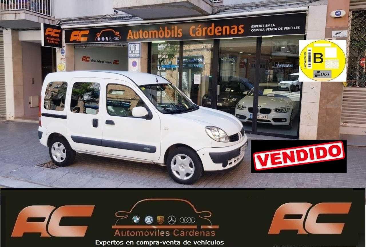 Renault Kangoo combi 1.5 dci 65CV ALIZE DOBLE PUERTA LATERAL-AIRE ACON  - Foto 1