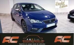Seat Leon 1.2 TSI 110CV BLUE EDITION CLIMA-PANTALLA TACTIL-KIT MATE  - Foto 3