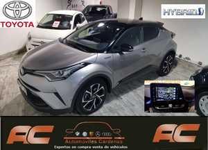 Toyota C-HR CHR 1.8 125H Dynamic Plus FULL LINK-CAMARA TRASERA  - Foto 3