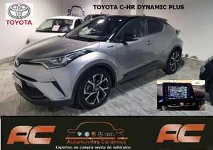 Toyota C-HR CHR 1.8 125H Dynamic Plus FULL LINK-CAMARA TRASERA  - Foto 2