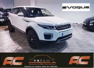 Land-Rover Range Rover Evoque 2.0L TD4 110kW 110kW 4x4 SE Auto. 5p. CAMARA T-GPS-LLANTAS NEGRA  - Foto 2