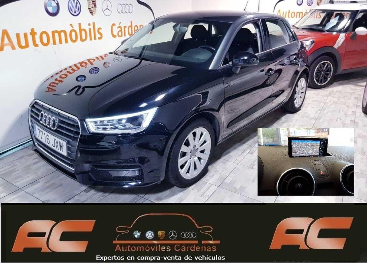 Audi A1  Sportback 1.0 TFSI Attraction 5p.  NAVEGADOR GPS-PDC T-LUCES LET  - Foto 1