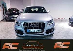 Audi Q5 2.0 TDI CD 190CV QUATTRO S-TRONIC ADVANCED  NAVI-XENON+LETS-PDC DELANTERO  Y TRASERO  - Foto 2