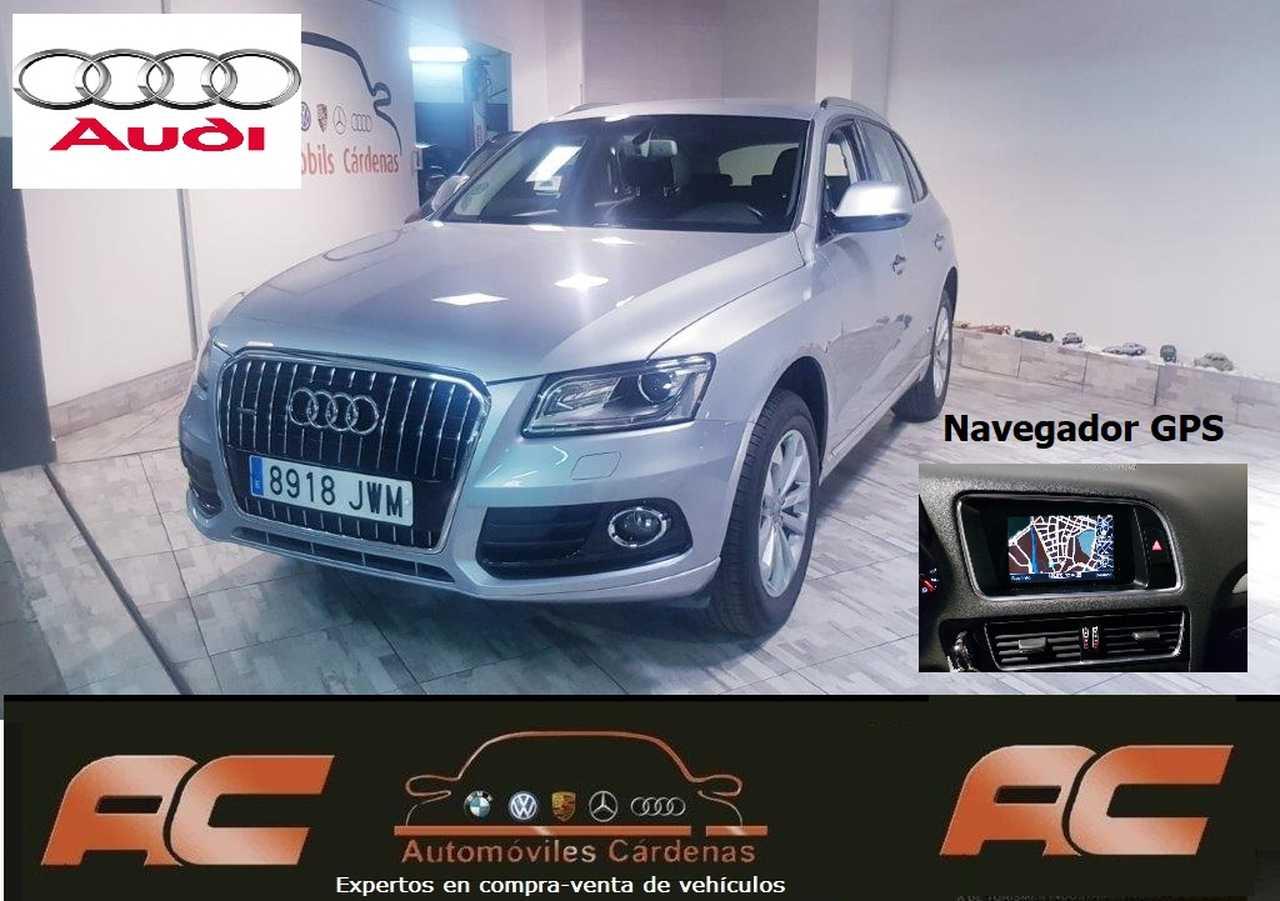 Audi Q5 2.0 TDI CD 190CV QUATTRO S-TRONIC ADVANCED  NAVI-XENON+LETS-PDC DELANTERO  Y TRASERO  - Foto 1