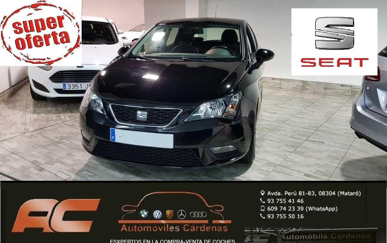 Seat Ibiza 1.2 TSI 90CV STYLE CLIMA-LLANTAS-USB-BLUETOOTH  - Foto 1