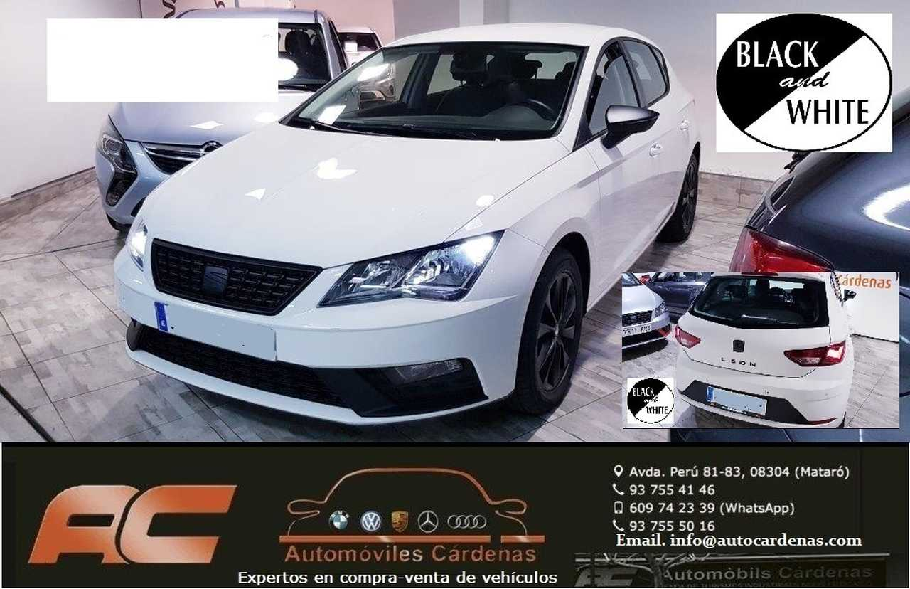 Seat Leon 1.6 TDI 110CV LIMITED EDITION STYLE CONNECT NAVEGADOR GPS-PDC T-LUCES LET  - Foto 1
