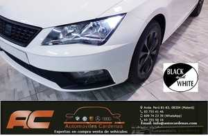 Seat Leon 1.6 TDI 110CV LIMITED EDITION STYLE CONNECT NAVEGADOR GPS-PDC T-LUCES LET  - Foto 2