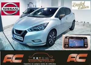 Nissan Micra IG-T ACENTA 90CV NAVEGADOR GPS-LUZ DIURNA LET-PANTALLA TACTIL  - Foto 2