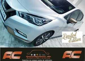 Nissan Micra IG-T ACENTA 90CV NAVEGADOR GPS-LUZ DIURNA LET-PANTALLA TACTIL  - Foto 3