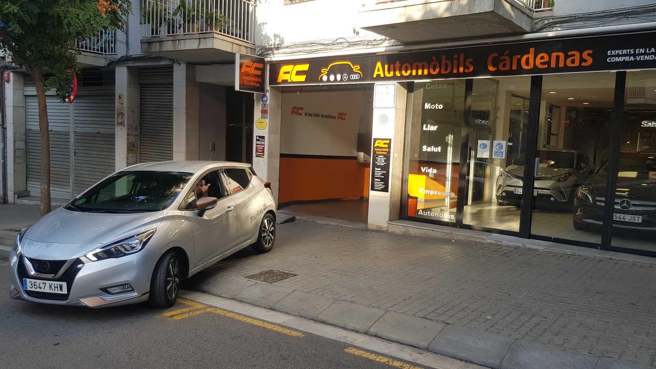 Nissan Micra IG-T ACENTA 90CV NAVEGADOR GPS-LUZ DIURNA LET-PANTALLA TACTIL  - Foto 1