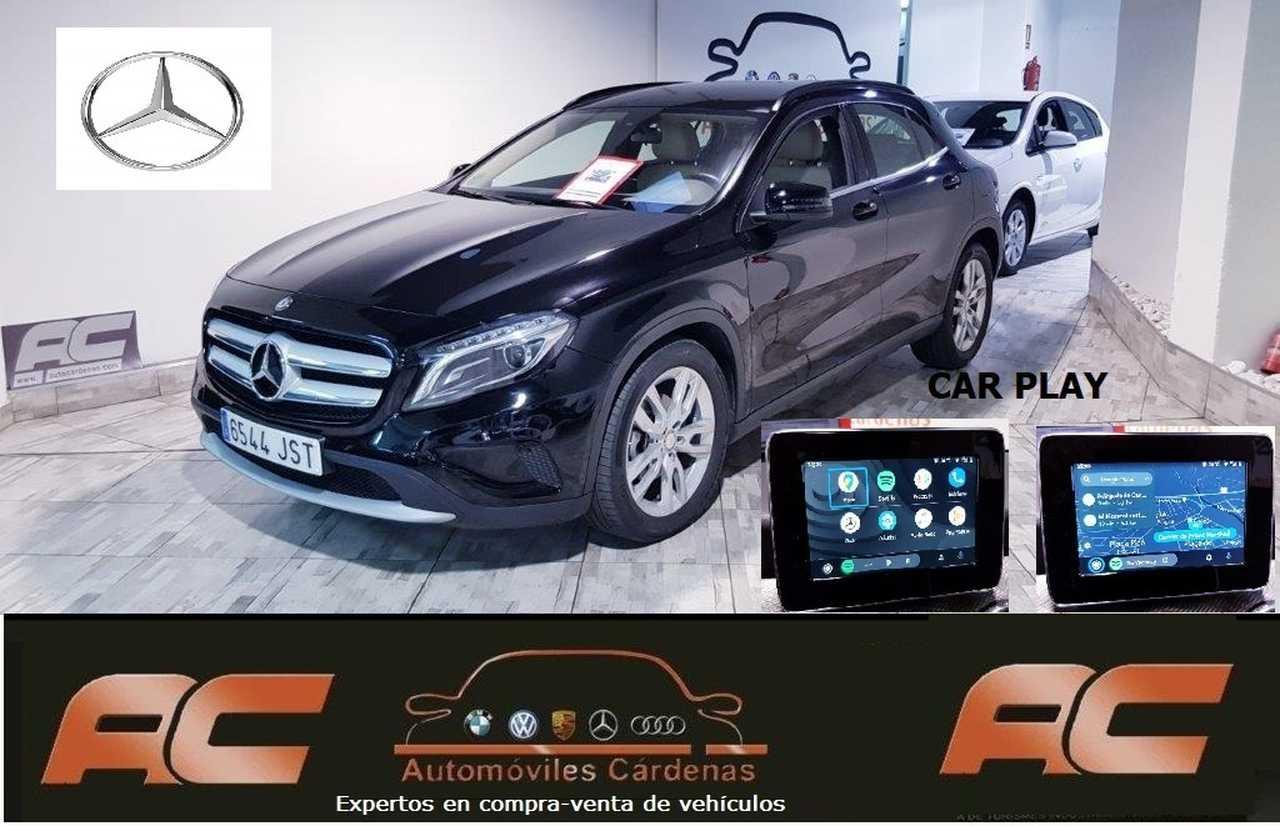 Mercedes GLA 200 CDI STYLE APPLE CAR PLAY NAVEGADOR GPS.XENON+LETS-BLUETOOTH  - Foto 1