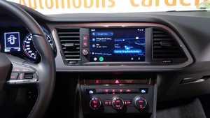 Seat Leon 1.5 TSI STYLE VISIO PLUS  130CV CAR PLAY-CAMARA T-LUNAS TINTADAS  - Foto 2
