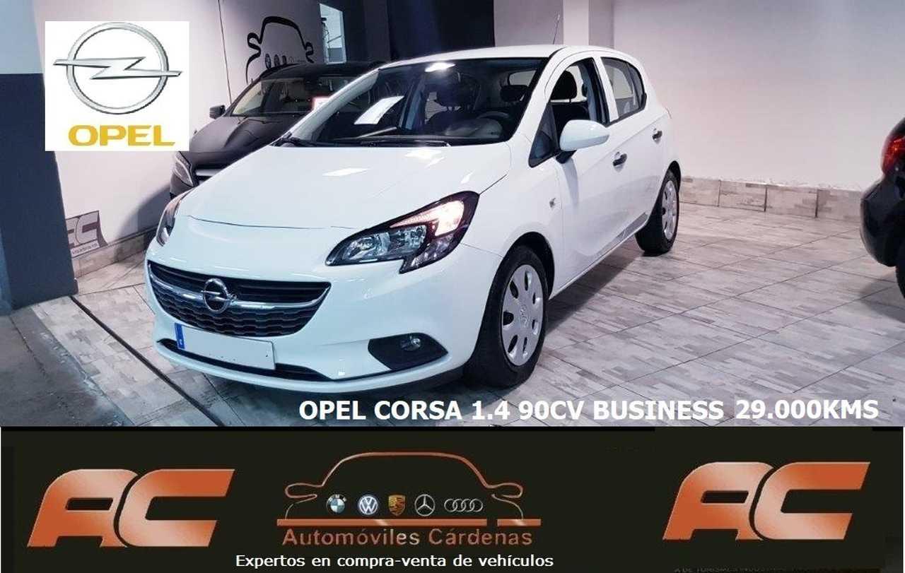 Opel Corsa 1.4 90CV BUSINESS BLUTOOTH-USB  - Foto 1