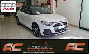 Audi A1  Sportback 25 TFSI 95CV ADVANCED CLIMA-CAR PLAY-LLANTAS 17