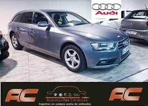 Audi A4 Avant 2.0 TDI 150.CV S-TRONIC AUTOMATICO-NAVEGADOS-XENON-SENSORES DELAN Y TRAS  - Foto 2