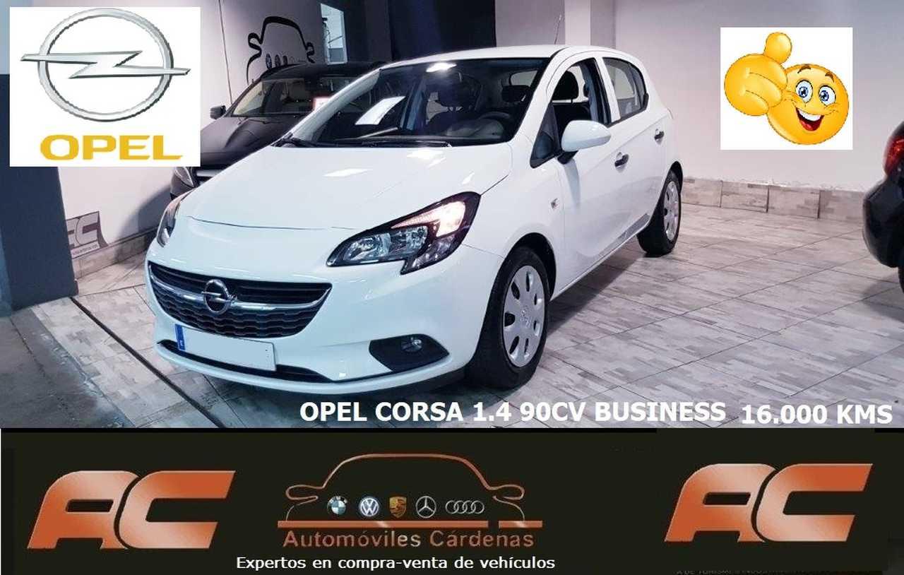 Opel Corsa 1.4 90CV BUSINESS VOLANTE MULTIFUNCIÓN .BLUETOOTH  - Foto 1