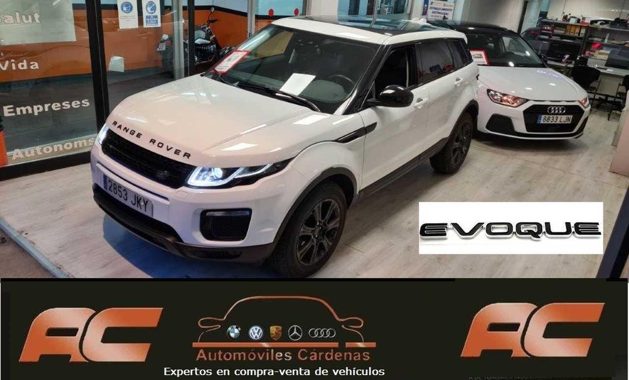 Land-Rover Range Rover Evoque LAND-ROVER  Evoque 2.0L TD4 150cv 4x4 SE Auto. TECHO PANORAMICO-NAVEGADOR GPS-PIEL-CAMARA  - Foto 1