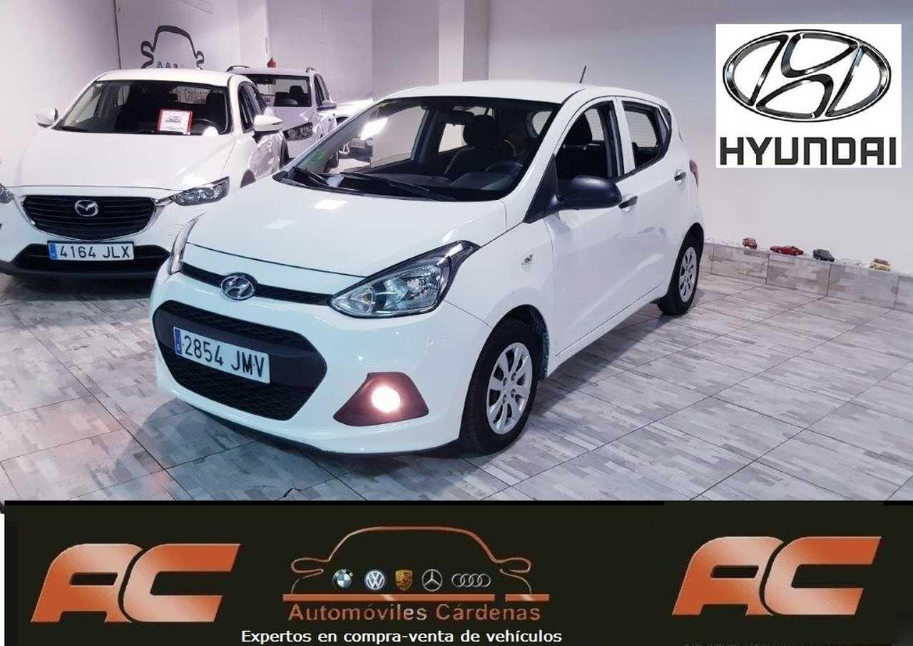 Hyundai i10 i10 1.0 Klass 5p CLIMA DIGITAL-VOLANTE MULTIFUNCIÓN  - Foto 1
