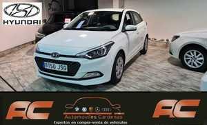 Hyundai i20 1.2 MPI Klass 5p. VOLANTE MULTIFUNCION-BLUETOOTH  - Foto 2