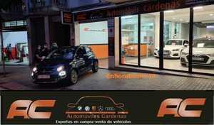 Fiat 500C 1.2 LOUNGE CABRIO-CLIMA-USB-LLANTAS-AUTOMATICO  - Foto 2
