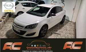 Opel Astra 1.6 CDTI 110CV SELECTIVE CLIMA DIGITAL-VOLANTE MULTIFUNCIÓN  - Foto 2